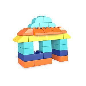 Mega Bloks® Building Basics Let's Build! Medium Box