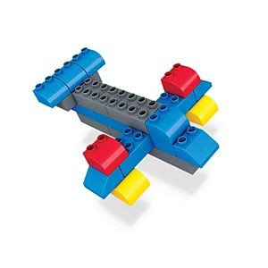 Mega Bloks® Building Basics Let's Build!