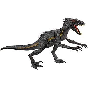 Jurassic World Grab 'N Growl Indoraptor Dinosaur Figure