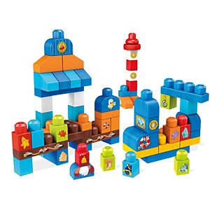 Mega Bloks® Building Basics Day at the Docks