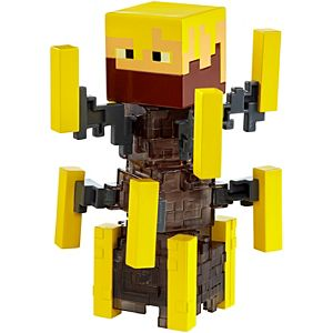 Minecraft Burning Blaze Light-Up Figure