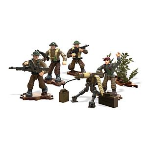 Mega Construx™ Call of Duty® Legends: Allied Soldiers