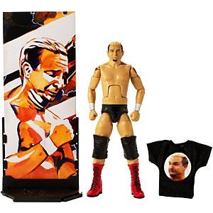 WWE® James Ellsworth™ Elite Collection Action Figure