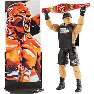 WWE® Brock Lesnar™ Elite Collection Action Figure