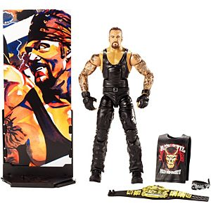 WWE® Undertaker® Elite Collection Action Figure