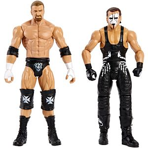 WWE® Sting™ vs Triple H® 2-Pack