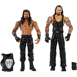 WWE® Undertaker® vs Roman Reigns™ 2-Pack