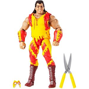 "WWE® WrestleMania® Brutus ""The Barber"" Beefcake™ Elite Action Figure"