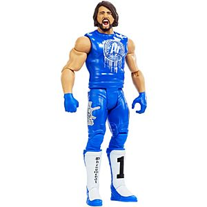 WWE® Tough Talkers™ Total Tag Team AJ Styles™ Action Figure