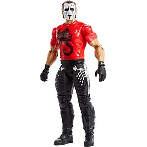 WWE® Tough Talkers™ Total Tag Team Sting™ Action Figure