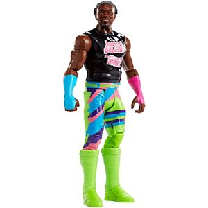 WWE® Tough Talkers™ Total Tag Team Xavier Woods™ Action Figure