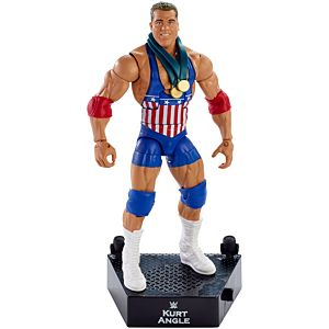 WWE® Entrance Greats Kurt Angle™ Action Figure