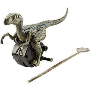 "Jurassic World Rip-Run Dinos™ Velociraptor ""Blue"""