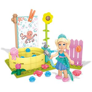 Mega Construx American Girl: Mermaid Washtub