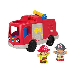 Little People® Helping Others Fire Truck