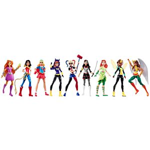 DC Super Hero Girls™ Action Figure (9 Pack)
