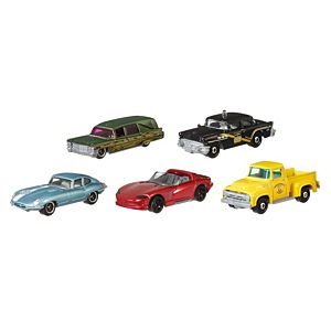 Matchbox™ Coffee Cruisers™ Vehicles 5-Pack