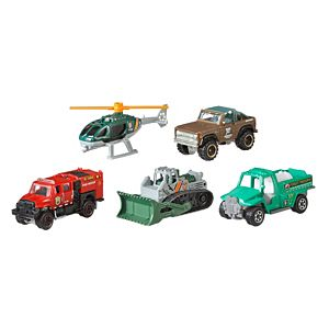 Matchbox™ Wildfire Rescue™ Vehicles 5-Pack