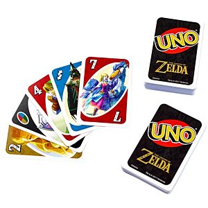 UNO® The Legend of Zelda™