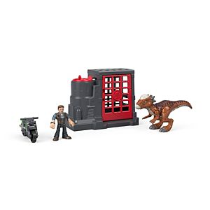 Imaginext® Jurassic World™ Stygimoloch & Owen