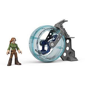 Imaginext® Jurassic World™ Claire & Gyrosphere