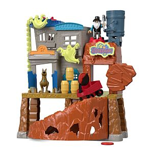 Imaginext® Scooby-Doo™ Haunted Ghost Town
