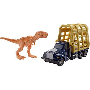 Matchbox®  Jurassic World Dino Transporters T. Rex Trailer