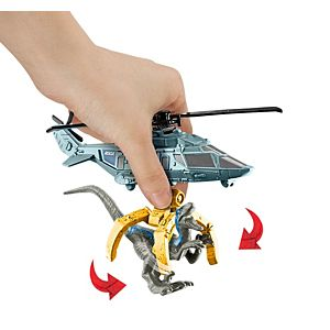 Matchbox®  Jurassic World Dino Transporters Raptor Copter