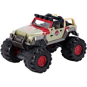 Matchbox® Jurassic World '93 Jeep® Wrangler