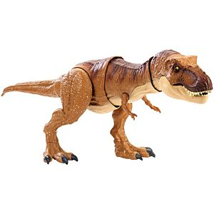 Jurassic World Thrash 'n Throw Tyrannosaurus Rex™ Figure