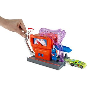 Hot Wheels® City Downtown Super Fuel Stop™ Play Set