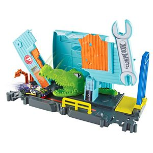 Hot Wheels® City Gator Garage Attack™ Play Set