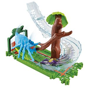 Hot Wheels® City Spider Park Attack™ Play Set