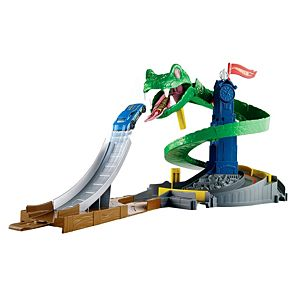 Hot Wheels® City Cobra Crush Play Set