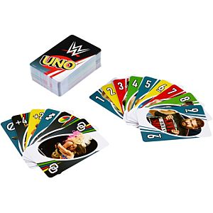 UNO® WWE® Card Game