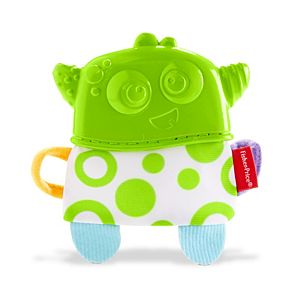 Mini Monsters Teething Pal - Green