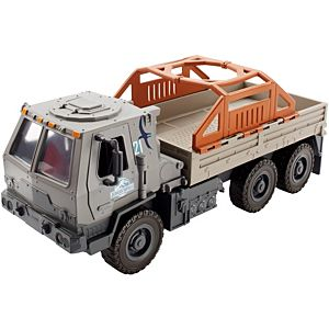 Matchbox® Jurassic World Vehicle Off-Road Rescue Rig