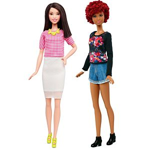 Barbie® Fashionistas® Tall Doll 2-Pack Gift Set