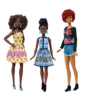 Barbie® Fashionistas® Style Swap 3-Pack Gift Set