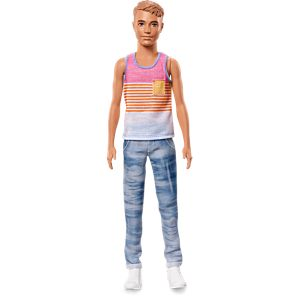 Ken® Fashionistas® Doll 11 Hyped on Stripes - Slim