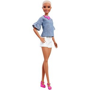 Barbie® Fashionistas® Doll 82 Chic in Chambray - Original