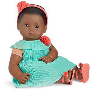 Pleats & Petals Outfit for Bitty Baby® Dolls