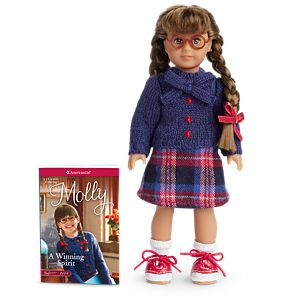 Molly™ Mini Doll & Book