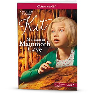 Menace at Mammoth Cave: A Kit Mystery