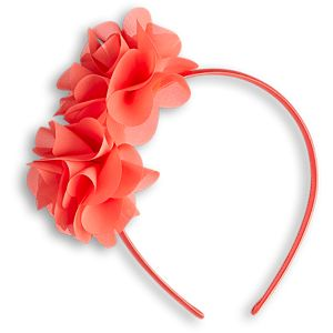 Petal Headband for Little Girls