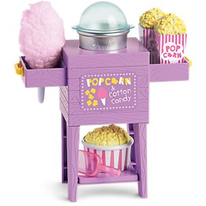 Popcorn & Cotton Candy Cart