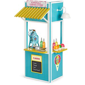 naneas shave ice shop - American Girl Doll Armoire