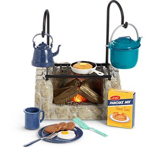 Maryellen's Campfire Cooking Set