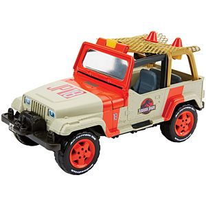 Matchbox® Jurassic World Jeep® Wrangler + Rescue Net