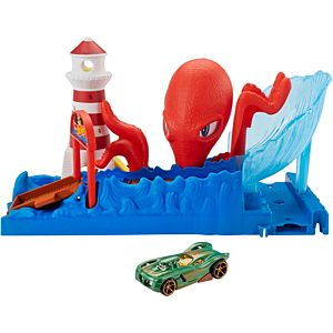 Hot Wheels® City Octopus Pier Attack Play Set